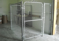 Indoor chain link