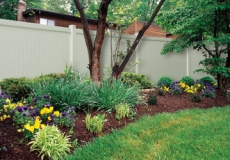 Scenix privacy fence large